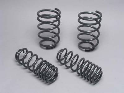 Progress - Sport Suspension Lowering Springs - 40.0807
