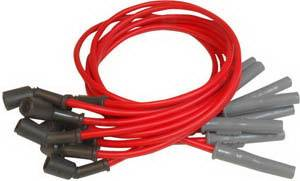 MSD - Chevrolet Camaro MSD Ignition Wire Set - Super Conductor - 32819