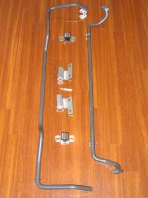 Progress - Front Anti-Roll Bar - 22mm Adjustable - 61.2320