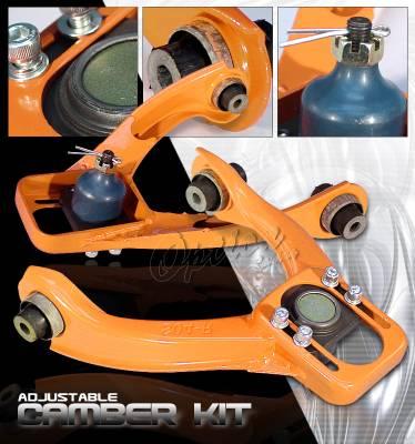OptionRacing - Honda Civic Option Racing Adjustable Camber Kit