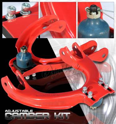 OptionRacing - Acura Integra Option Racing Adjustable Camber Kit