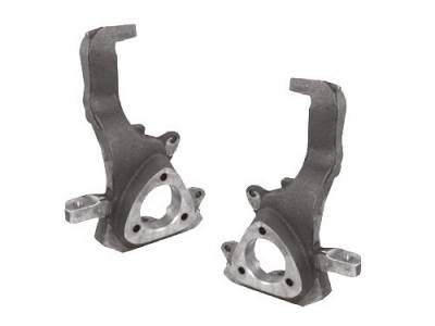 Hot Rod Deluxe - Dodge Ram Hot Rod Deluxe Lift Spindles - 3 Inch - HRD-S-65
