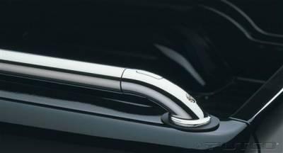 Putco - Dodge Ram Putco Pop Up Locker Side Rails - 29832