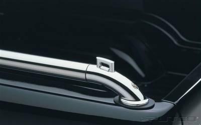 Putco - Nissan Titan Putco Pop Up Locker Side Rails - 29835