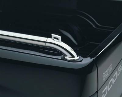 Putco - Nissan Frontier Putco Pop Up Locker Side Rails - 29854
