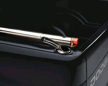 Putco - Chevrolet Silverado Putco Rocket Locker Side Rails - 39809