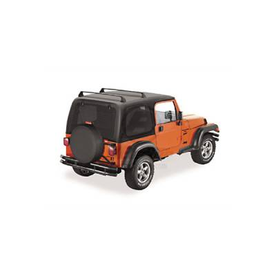 Omix - Omix One Piece Hard Top without Upper Doors - 41507