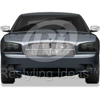 Restyling Ideas - Dodge Charger Restyling Ideas Billet Grille