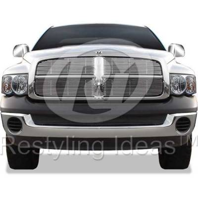 Restyling Ideas - Dodge Ram Restyling Ideas Billet Grille