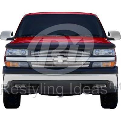 Restyling Ideas - Chevrolet Tahoe Restyling Ideas Billet Grille