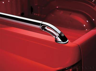 Putco - Dodge Ram Putco Boss Locker Side Rails - 49831