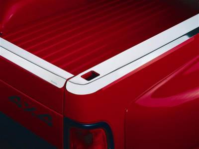 Putco - Dodge Ram Putco Stainless Steel Skin with Holes - 59582