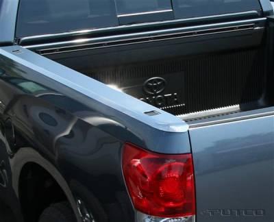 Putco - Toyota Tundra Putco Stainless Steel Skin with Holes - 59595