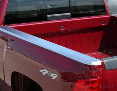 Putco - Chevrolet Silverado Putco Stainless Steel Skin without Holes - 59693