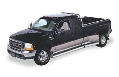 Putco - Ford F250 Superduty Putco Master Boss Running Boards - 62135