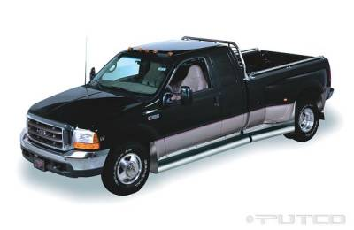 Putco - Ford F250 Superduty Putco Master Boss Running Boards - 62522