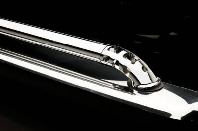 Putco - Chevrolet Silverado Putco Crossrails - 69815