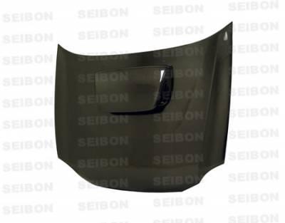Seibon - Subaru Impreza Seibon OEM Style Carbon Fiber Hood - HD0203SBIMP-OE