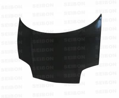 Seibon - Acura NSX Seibon OEM Style Carbon Fiber Hood - HD0205ACNSX-OE