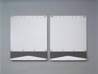 Putco - GMC Yukon Putco Form Fitted Mud Skins - Rear - 79508
