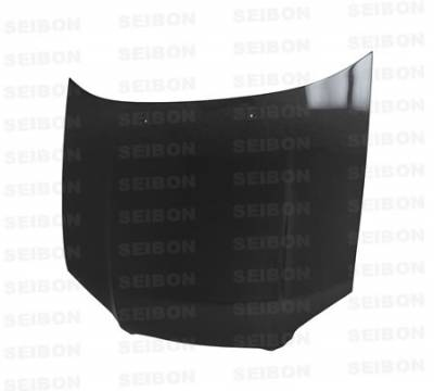 Seibon - Subaru Impreza Seibon RS Style Carbon Fiber Hood - HD0405SBIMP-RS