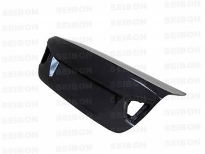 Seibon - BMW 3 Series 4DR Seibon OEM Style Carbon Fiber Hood - HD0507BMWE904D-OE