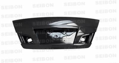 Seibon - Infiniti M35 Seibon OEM Style Carbon Fiber Hood - HD0607INFM-OE