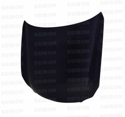 Seibon - Infiniti M45 Seibon OEM Style Carbon Fiber Hood - HD0607INFM-OE