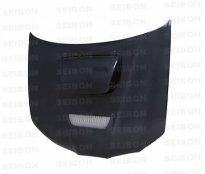 Seibon - Subaru Impreza Seibon RC Style Carbon Fiber Hood - HD0607SBIMP-RC