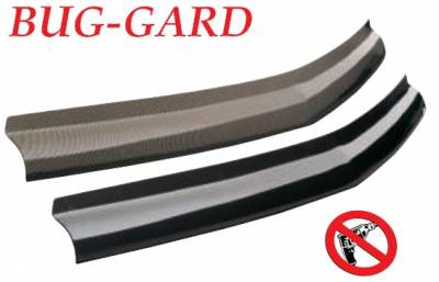 GT Styling - Ford E-Series GT Styling Bug-Gard Hood Deflector - Large - Clear - 70136C