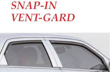 GT Styling - Chrysler 300 GT Styling Snap-In Vent-Gard Side Window Deflector