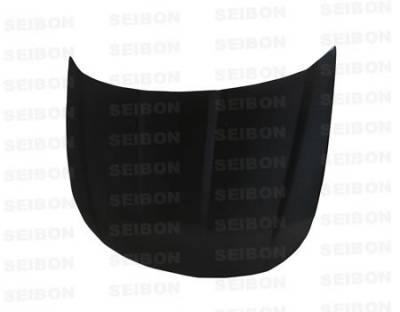 Seibon - Ford Focus Seibon OEM Style Carbon Fiber Hood - HD0809FDFO-OE