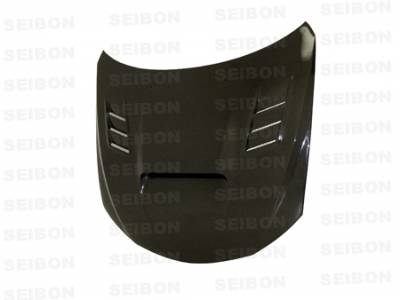 Seibon - Subaru Impreza Seibon CW Style Carbon Fiber Hood - HD0809SBIMP-CW