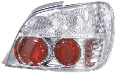 Matrix - Chrome Euro Taillights - 92021