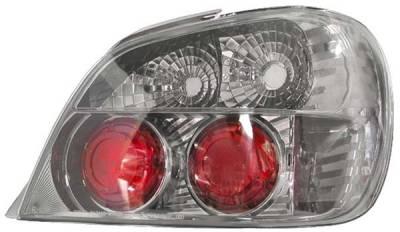 Matrix - Black Chrome Euro Taillights - 92022