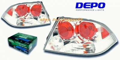 JDM - ALTEZZA EURO TAIL LIGHTS CLEAR
