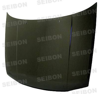Seibon - Volkswagen Golf Seibon OEM Style Carbon Fiber Hood - HD9398VWG3-OE