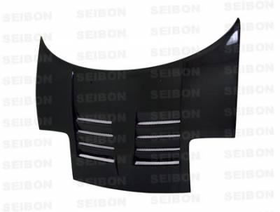 Seibon - Acura Integra Seibon XT Style Carbon Fiber Hood - HD9401ACIN-XT