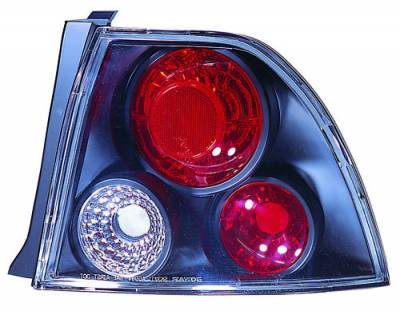In Pro Carwear - Honda Accord IPCW Taillights - Crystal Eyes - 1 Pair - CWT-710C2B