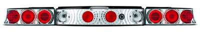 In Pro Carwear - Honda CRX IPCW Taillights - Crystal Eyes - 1PC - CWT-734C2