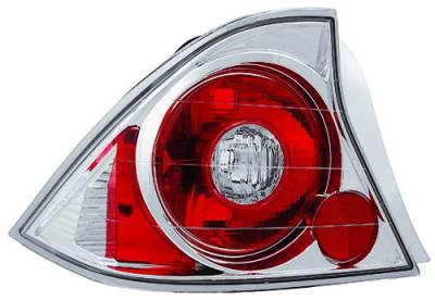 In Pro Carwear - Honda Civic 2DR IPCW Taillights - Crystal Eyes - 1 Pair - CWT-736C2