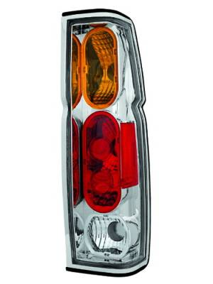 In Pro Carwear - Nissan Pickup IPCW Taillights - Crystal Eyes - 1 Pair - CWT-CE1002CA