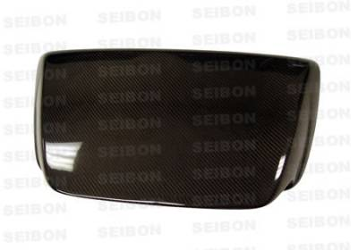 Seibon - Subaru Impreza Seibon STI Style Carbon Fiber Hood Scoop - HDS0405SBIMP-STI