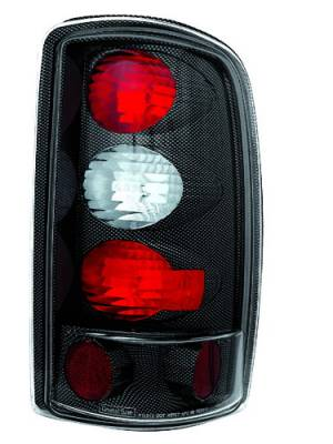 In Pro Carwear - GMC Yukon IPCW Taillights - Crystal Eyes - 1 Pair - CWT-CE304CF