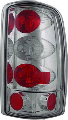 In Pro Carwear - GMC Yukon IPCW Taillights - Crystal Eyes - 1 Pair - CWT-CE304CS