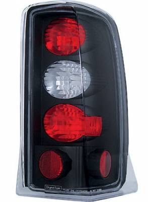 In Pro Carwear - Cadillac Escalade IPCW Taillights - Crystal Eyes - 1 Pair - CWT-CE305CB