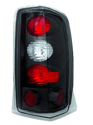 In Pro Carwear - Cadillac Escalade IPCW Taillights - Crystal Eyes - 1 Pair - CWT-CE305CF