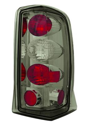 In Pro Carwear - Cadillac Escalade IPCW Taillights - Crystal Eyes - 1 Pair - CWT-CE305CS
