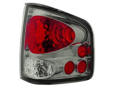 In Pro Carwear - GMC Sonoma IPCW Taillights - Crystal Eyes - 1 Pair - CWT-CE310CS