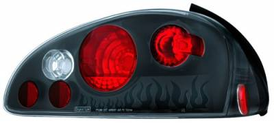 In Pro Carwear - Pontiac Grand Prix IPCW Taillights - Crystal Eyes - 1 Pair - CWT-CE339CB